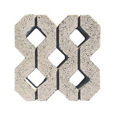 Bloque rombo 40 x 40 x 8 cm