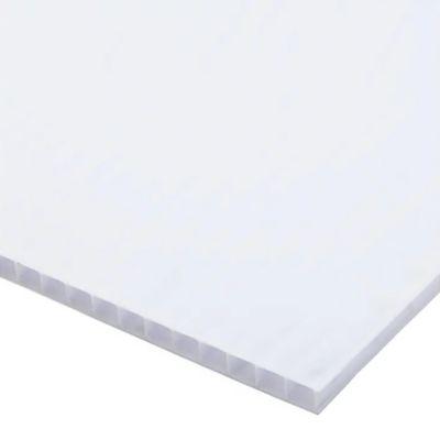 Policarbonato alveolar 6 mm x 1.05 x 5.80 m opalizado