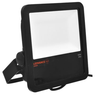 Proyector LED 100 w negro frío