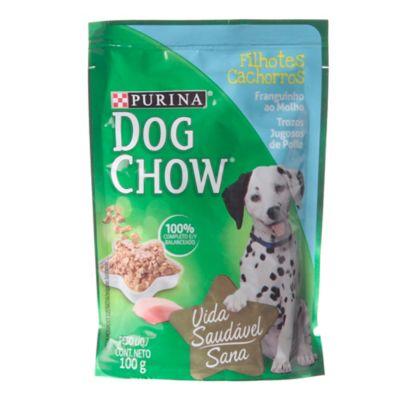 Alimento para perro cachorro 100 g pollo