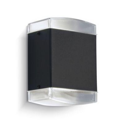 Aplique exterior bidireccional 2 luces E27