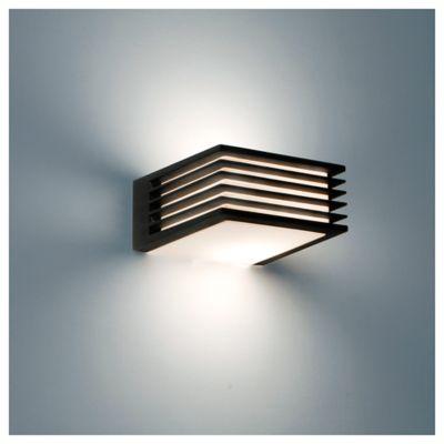Aplique exterior bidireccional raya 1 luz E27