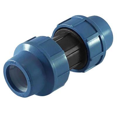 Cupla para presión 20 mm