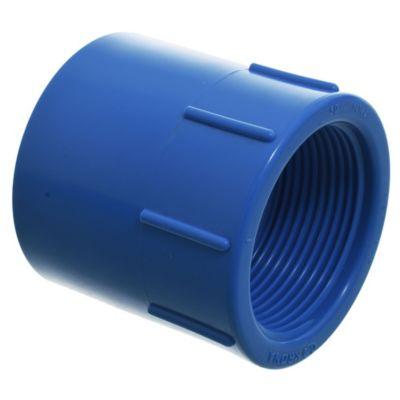 Tubo PVC presión adap RH 50 x 1.1/2