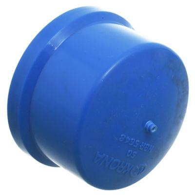 Tapa 50 mm PVC presión