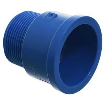 Adaptador PVC rosca macho 50 x 1.1/2