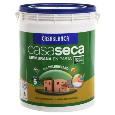 Membrana en pasta Casaseca con poliuretano 4 kg