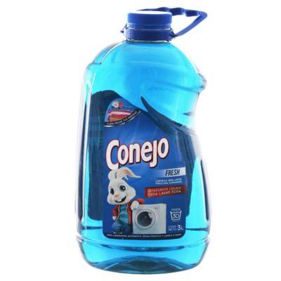 Jabón líquido para ropa Fresh 3 L