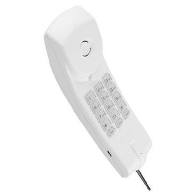 Teléfono de mesa y pared TC20 blanco
