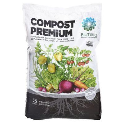 Compost premium 20 litros