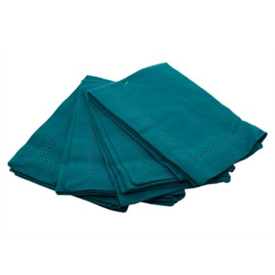 Pack de 4 servilletas azul claro