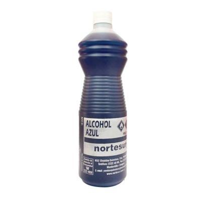 Alcohol azul 1 L