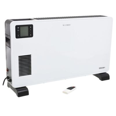 Panel convector LCD blanco 2200 w