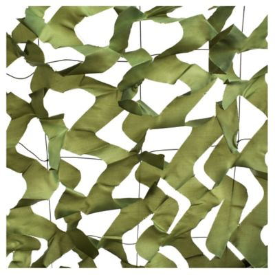 Redes decorativas 3 x 3 m verde