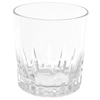 Pack de 6 vasos de whisky Vegas 290 ml