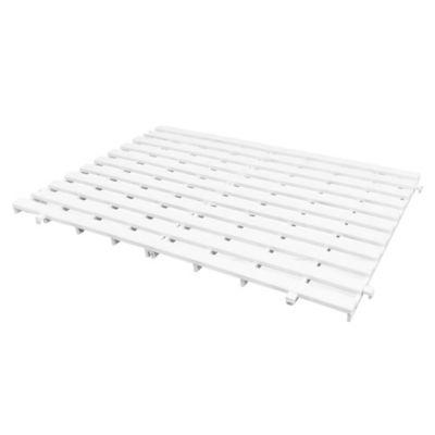 Rejilla plástica para piso 60 x 80 cm