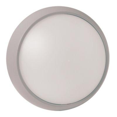 Tortuga redonda 8 w gris 17 cm fría