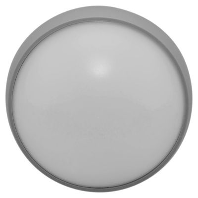 Tortuga redonda 15 w gris 26 cm fría