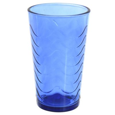 Pack de 3 vasos multicolor Olimpo 340 ml