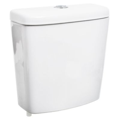 Depósito para inodoro Zip blanco