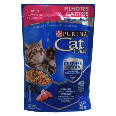 Alimento para gatos pollo 85 g XL