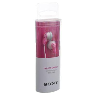 Auricular E9LP rosa