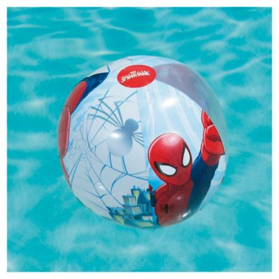 Pelota inflable Spider Man 51 cm