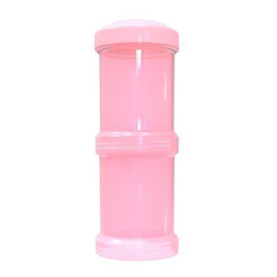 Contenedor rosado 2x 100 ml