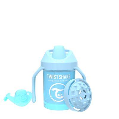 Vaso Mini cup celeste 230 ml 4+m