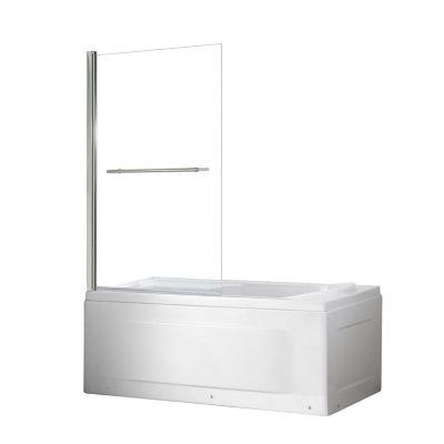 Mampara sobre bañera Bariloche 140 x 90 6 mm