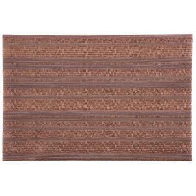 Individual rectangular 45 x 30 cm café