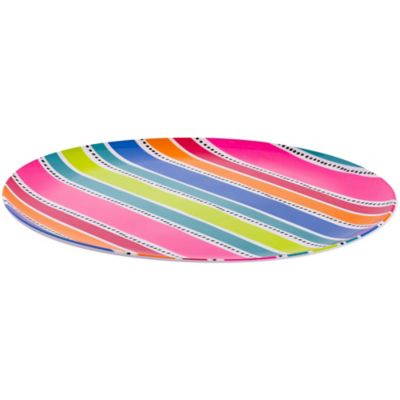 Plato multicolor Hello Summer 25 cm