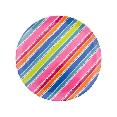 Plato multicolor Hello Summer 35 cm