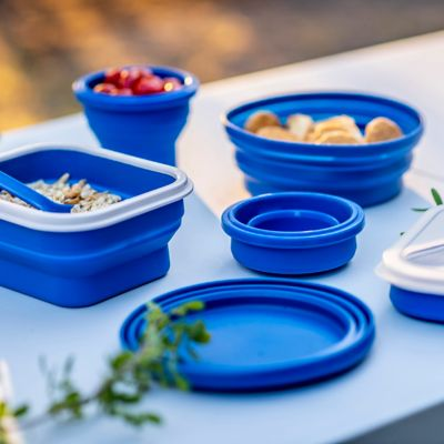 Bowl 450 ml colapsable de silicona
