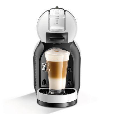 Cafetera Mini Me negra y blanca 0,8 L