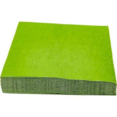Servilleta de papel 33 x 33 cm verde
