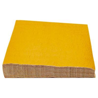 Servilleta de papel 33 x 33 cm naranja