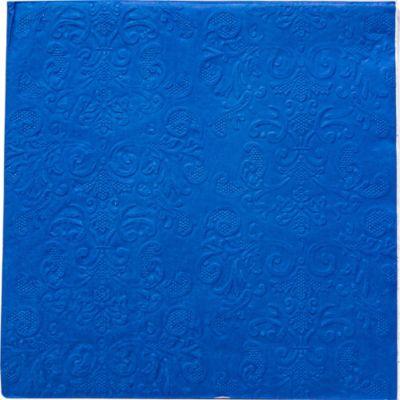 Servilleta de papel 33 x 33 cm azul