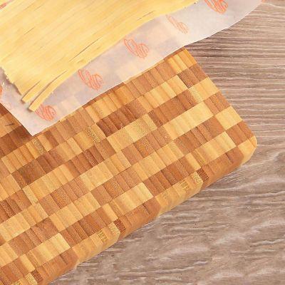 Tabla de picar rectangular bamboo