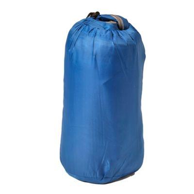 Sobre de dormir Basic azul 180 x 75 cm