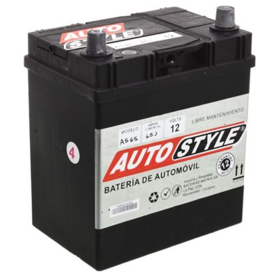 Batería para auto 12 V65 amp