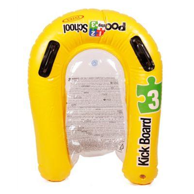 Colchoneta inflable kickboard pool
