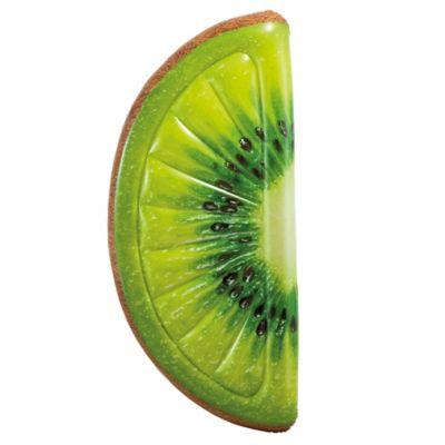 Colchoneta inflable rebanada de Kiwi