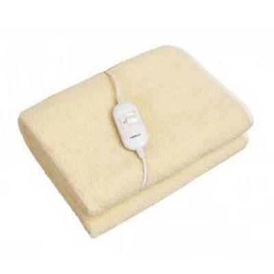 Calienta cama lana sintética 1 plaza