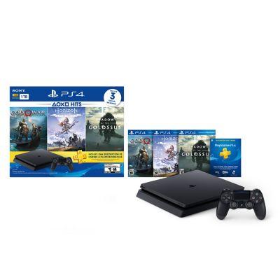 Consola PlayStation PS4 3 juegos