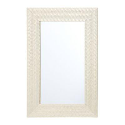 Espejo Style blanco 40 x 60 cm