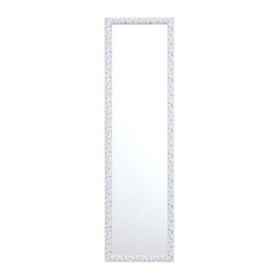 Espejo Dot azul 30 x 120 cm