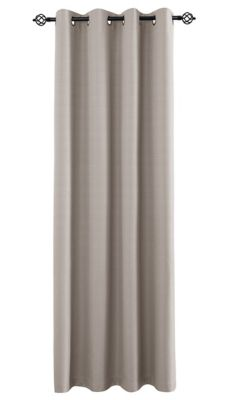 Cortina de tela Camil 140 x 220 cm natural
