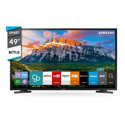 "Smart TV LED 49"" full HD"