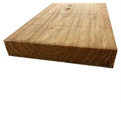 "Tablón obra de pino 2"" x 12"" x 3.30 m"
